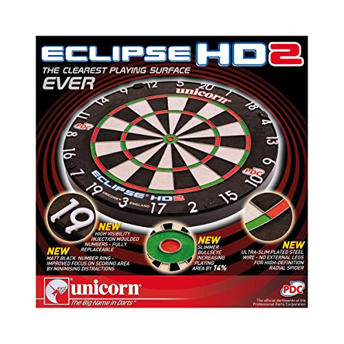 ECLIPSE HD2 DARTBOARD - PDC ENDORSED
