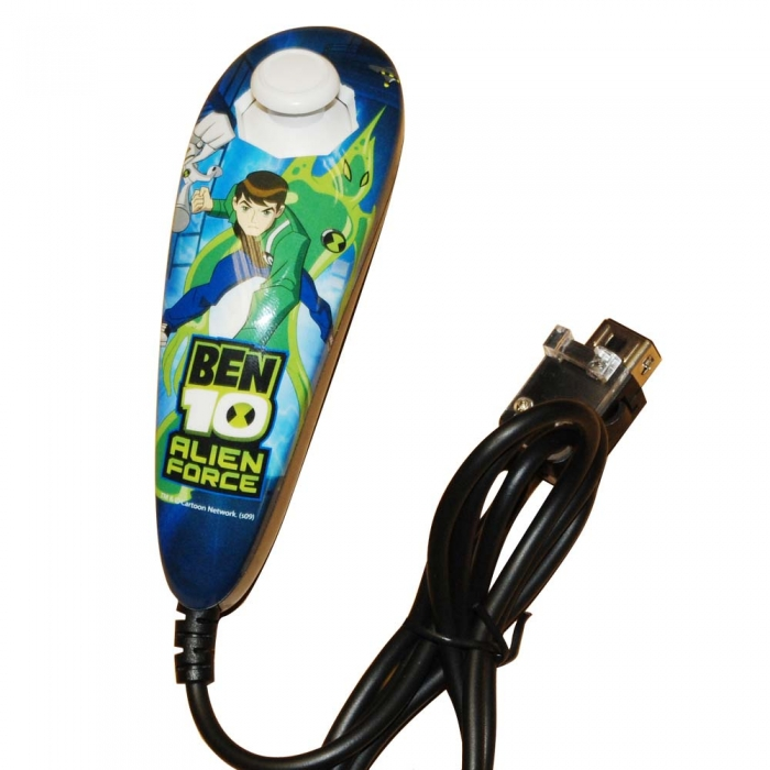 Ben10 Alien Force Wired Nunchuk Controller