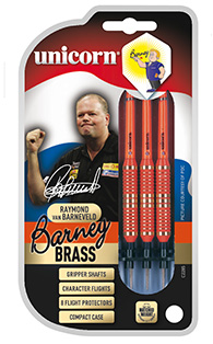 WORLD CHAMP BLK BRASS-R.BARNEVELD 24G